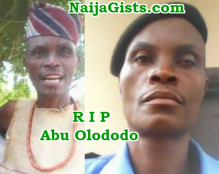 yoruba actor abu olododo is dead