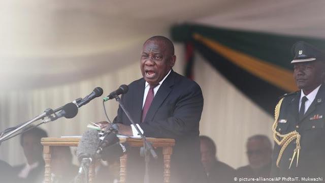 Presidente da África do Sul pede desculpa por violência contra estrangeiros