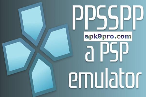 PPSSPP – PSP emulator v0.9.9.1 APK (File size 17.9 mb) for android