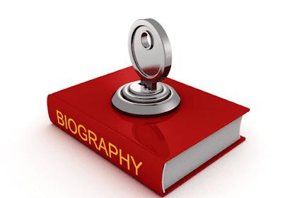 Biografi : Pengertian, Ciri-Ciri, Struktur, Unsur, Jenis serta kekurangan dan kelebihan