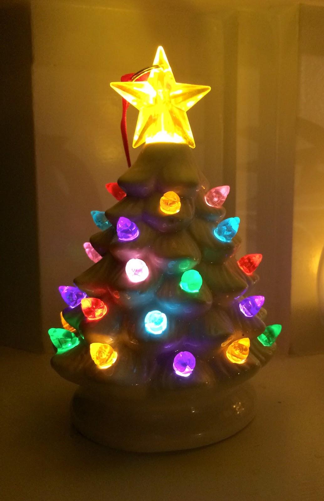 blue skies for me please qvcs mr christmas set of four mini nostalgic tree ornaments review - Mr Christmas Tree