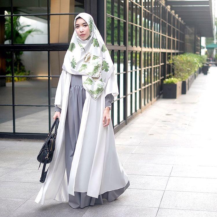 Model Baju Gamis Untuk Orang Gemuk Pendek Fashion Tren