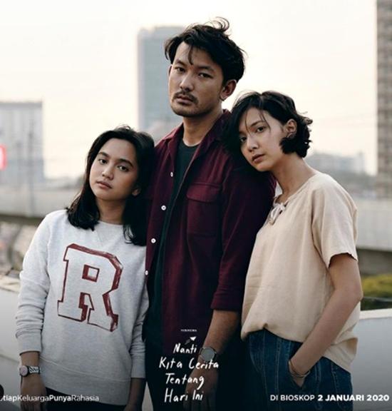 Film Nanti Kita Cerita Tentang Hari Ini (NKCTHI), Kebaikan Ayah Tidak Selalu Baik