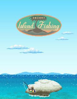 Desert Island Fishing, Game Memancing anti Mainstream