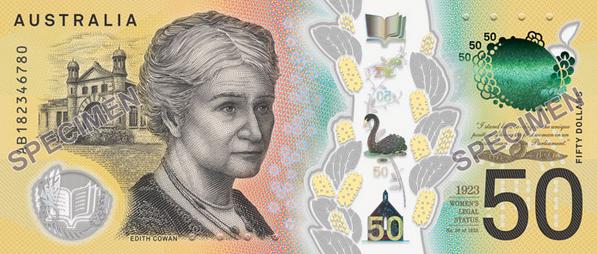 Numismática│46 Milhões de cédulas com erro ortográfico são emitidas na Austrália