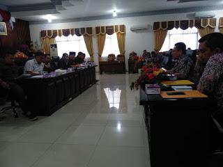 Hearing Dengan Komisi II, Camat dan Lurah Beber Permasalahan Pelik Dana Kelurahan