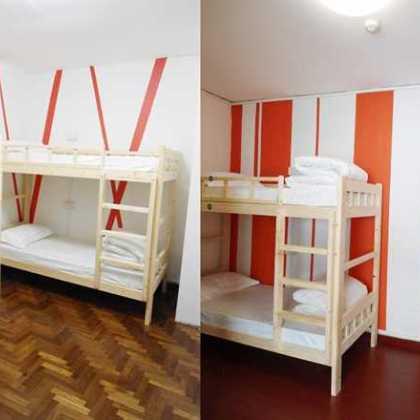 Meski Hanya Berupa Hostel Dengan Kamar Dormitori Tapi Traveller SG Sangat Nyaman Dan Bersih Untuk Anda Tinggali Beberapa Blok Saja Dari Stasiun