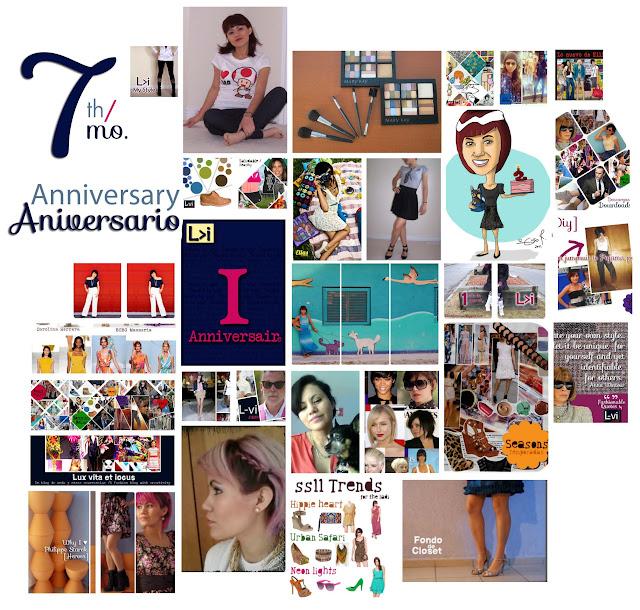 [Lux vita et iocus] 7mo Aniversario / 7th Anniversary. L-vi.com