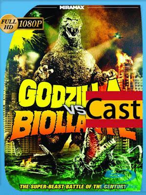 Godzilla VS Biollante (1989) [1080p] Castellano [GoogleDrive] [MasterAnime]