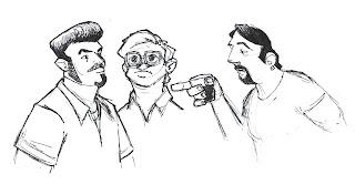 Ryan the Ryanimator!: Trailer Park Boys caricatures + a