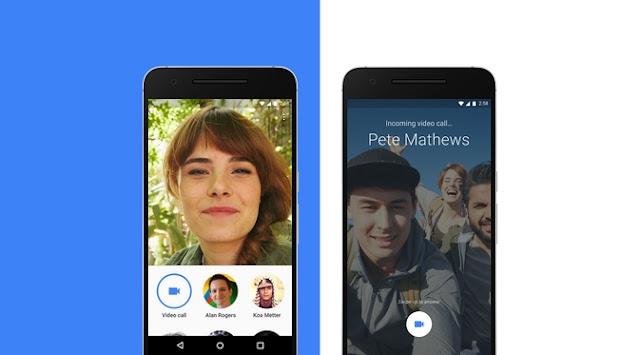 Google Duo Dukung Group Video Call Sampai 12 Orang