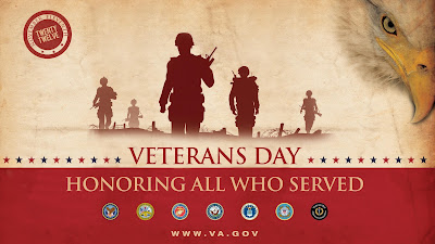 veterans day hd banner