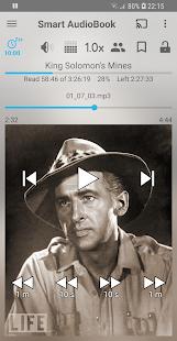 Smart AudioBook Player v4.7.9 [Full][SAP] APK