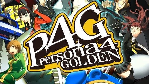 Persona 4 golden image psvita