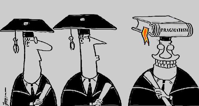 Bayangkan jika Mahasiswa Mayoritas Pragmatis