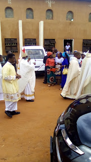 Prelate Tasked Catholics to obey Government Order