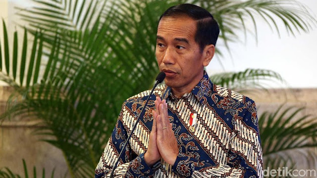 Jokowi Puji Amien Rais yang Siap Nyapres