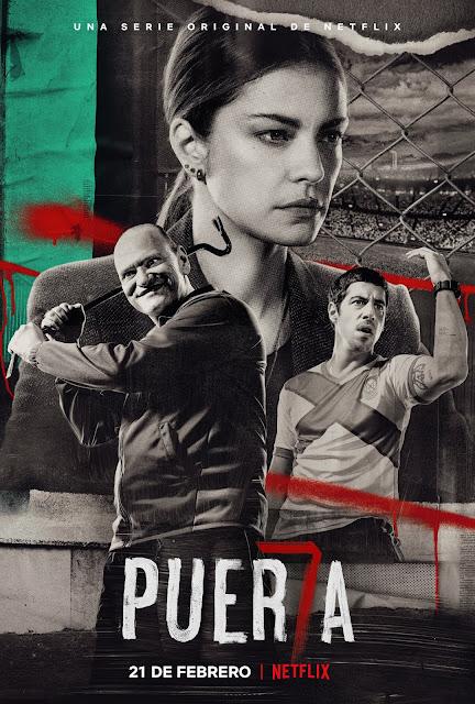 Puerta 7  (2020-) με ελληνικους υποτιτλους