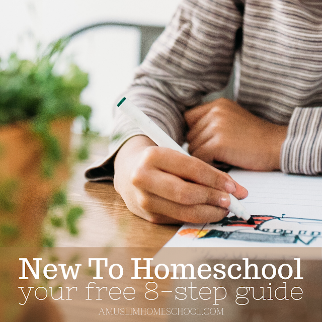 free guide how to start homeschooling