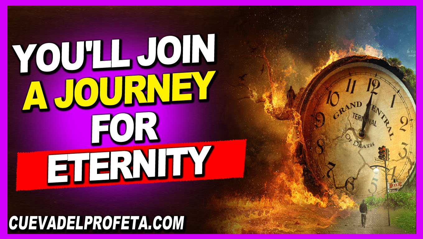 You'll join a journey for eternity - William Marrion Branham