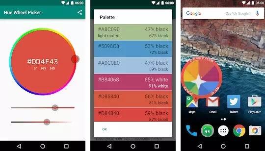 Aplikasi pencocokan warna terbaik Android-6