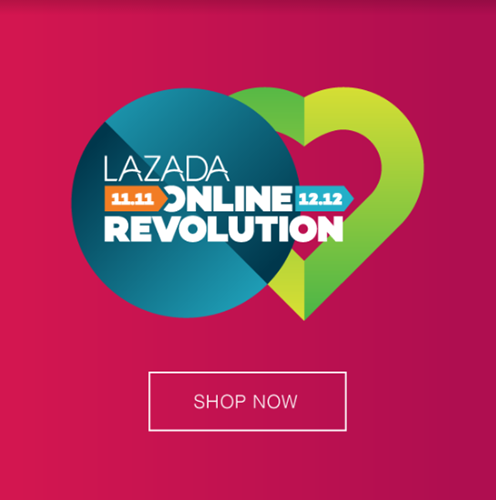 Lazada Online Revolution Kembali!