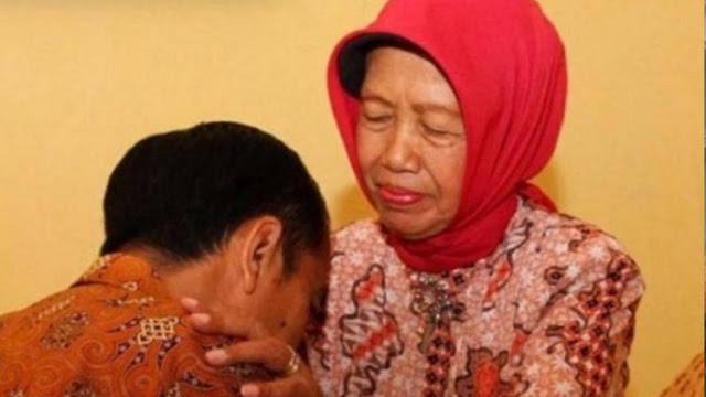 Ibunda Presiden Jokowi Meninggal dunia. Gubernur Dan Wagub Sampaikan Bela Sungkawa