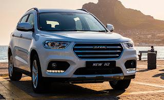 Haval H2: arriva sul mercato il restyling - Great Wall Motors