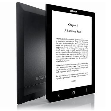 Cybook Ocean - czytnik o przekątnej 8 cali