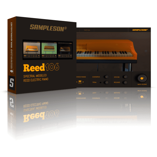 Sampleson Reed106 v1.0.0 Full version