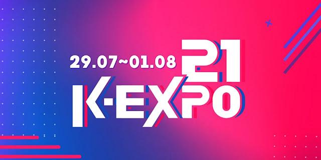 Confira a programação completa do K-Expo 2021 Online
