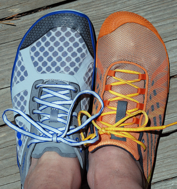 Barefoot Inclined Minimalist Showdown Merrell Vapor