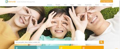 menjaga kesehatan keluarga bersama sehatq.com