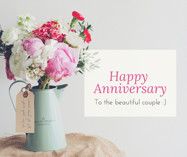 Happy marriage anniversary images for friends, colleagues and loved ones