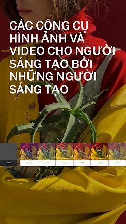 VSCO: Trình chỉnh sửa Ảnh và Video Mod