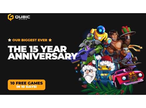 10 παιχνίδια για Nintendo Switch εντελώς δωρεάν από την Qubic Games
