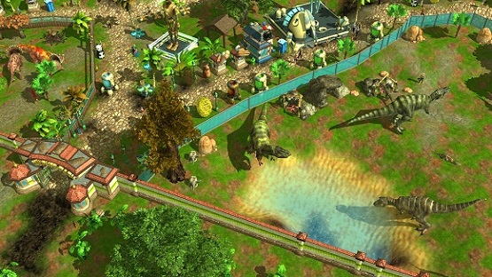 Wildlife Park 3 Dino Invasion Free Download Pc Game
