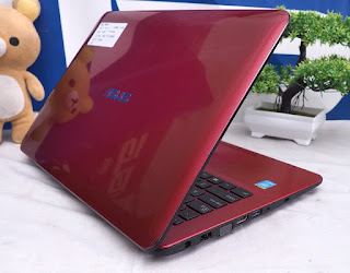 Laptop Asus A455L Core i3 Bekas