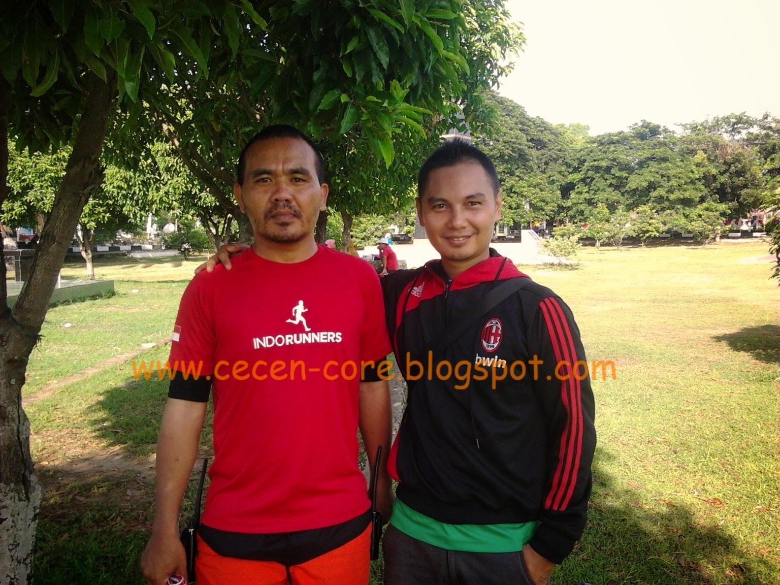 Zulrista Sitanggang Aceh Indo Runners & Arisandy Joan Hardiputra