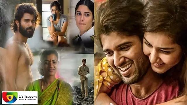 World Famous Lover Movie Vijay Deverakonda