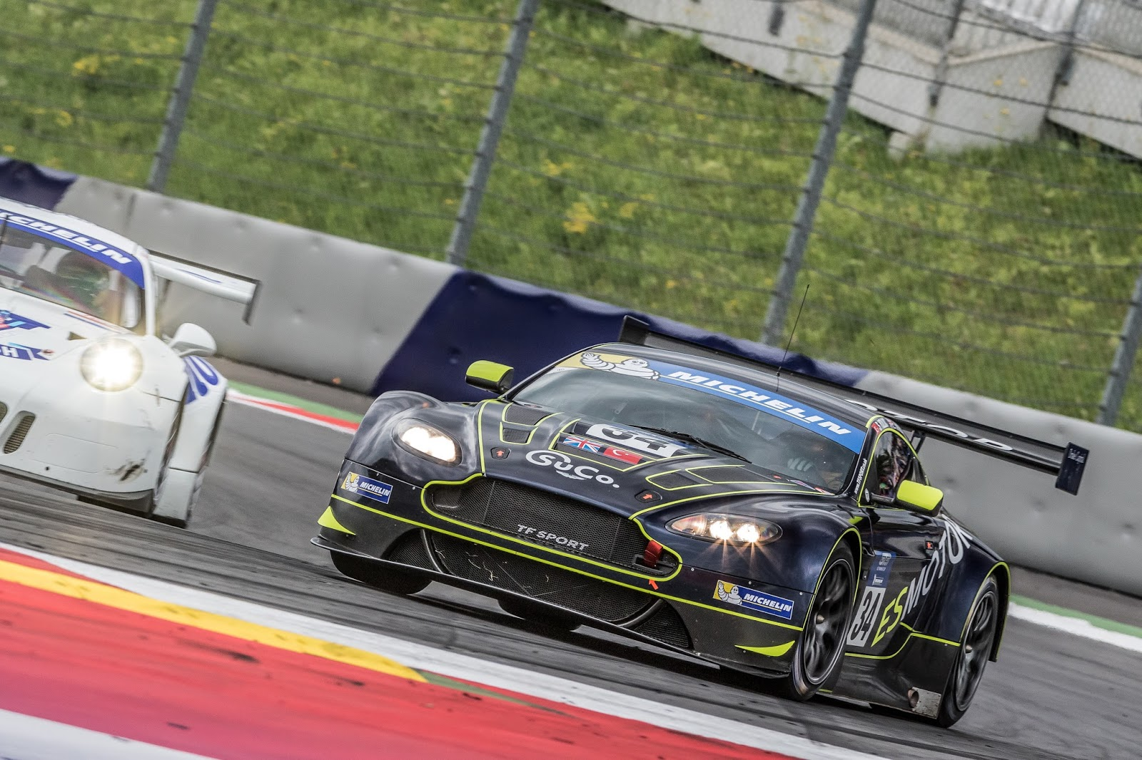 Tf sport are riding high in the michelin gt3 le mans cup as the series reconvenes in the south of france at circuit paul ricard for round four of the