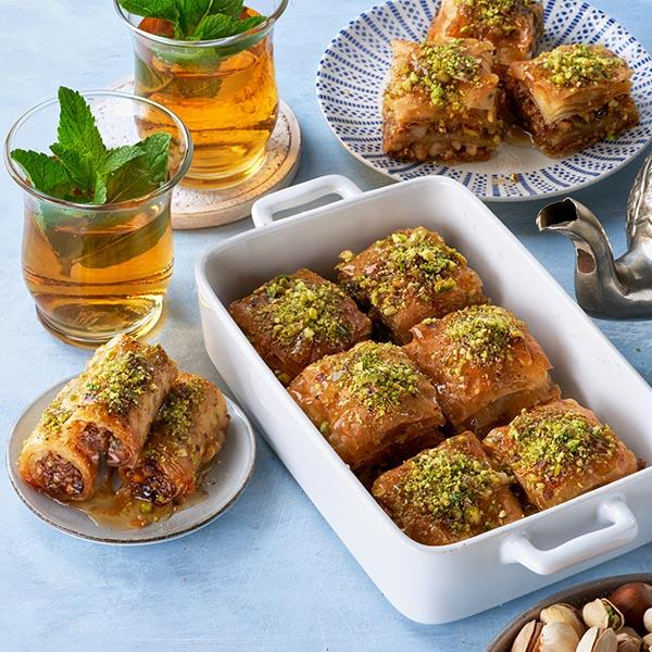Getting to know Baklava from Turkey