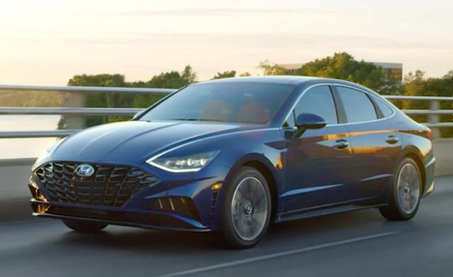 Hyundai Sonata 2020 Review And Key Details