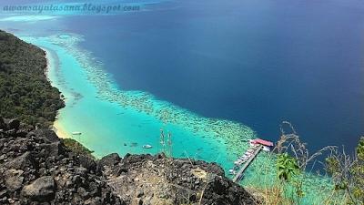 Aktiviti Menarik di Pulau Boheydulang