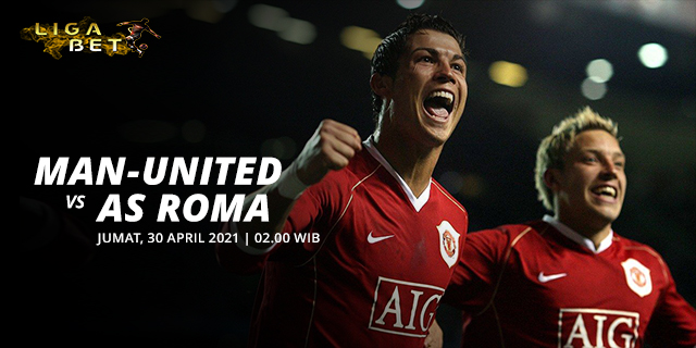 PREDIKSI PARLAY MANCHESTER UNITED VS AS ROMA