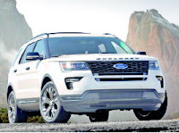 FORD EXPLORER'S AWARD-WINNING STREAK
