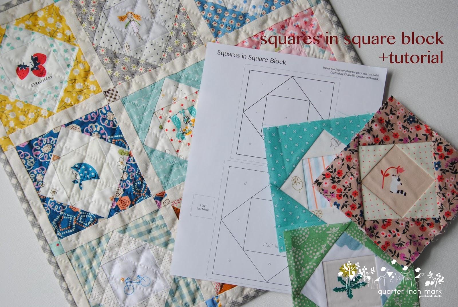 14 mark squares in square block templates tutorial squares in square block templates tutorial maxwellsz