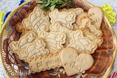 Ciasteczka korzenno-miodowe (świąteczne i na co dzień)