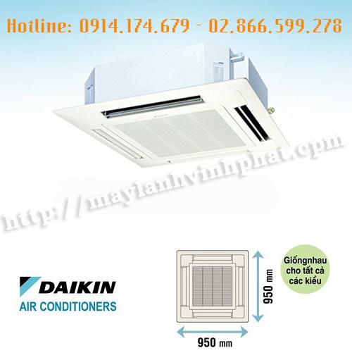Bỏ lẻ giá sỉ Máy lạnh âm trần Daikin 2HP – May lanh am tran giá rẻ không thể bỏ qua