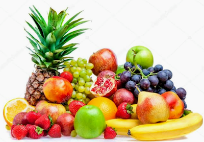 Diabetes with fruits